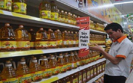 Giảm thuế tự vệ đối với dầu ăn nhập khẩu xuống 4%