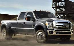 Ford triệu hồi 4.000 xe bán tải F-Series