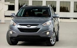 "Hyundai triệu hồi 138.000 xe Tucson ""đời mới"""
