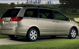 Toyota thu hồi 516.000 xe Sienna, Highlander, Lexus
