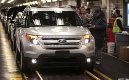 Ford thu hồi gần 1,4 triệu ôtô lỗi kỹ thuật