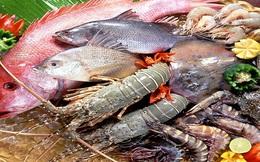 Thủy hải sản ở Cà Mau rớt giá