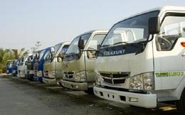 Giá xe tải tăng mạnh