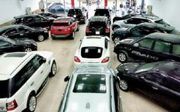 Ô tô nhập khẩu áp đảo thị trường