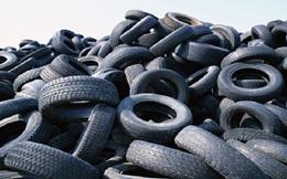 """Hơn 600 container lốp xe cũ nhập khẩu """"phơi sương"""" ở cảng"""