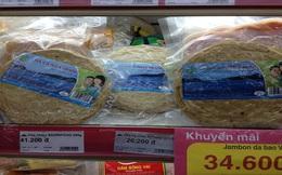"""""""Phù phép"""" chả cá bẩn vào siêu thị: Sản xuất chui?"""