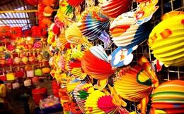 Lồng đèn Việt chiếm 70% thị phần