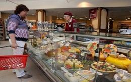EC đề nghị các nước không cung cấp thực phẩm cho Nga