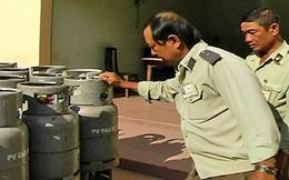 Ninh Bình: Phát hiện vụ sang chiết gas trái phép quy mô lớn