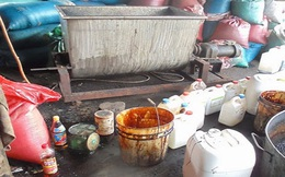 Lại thêm cơ sở sản xuất cà phê bẩn