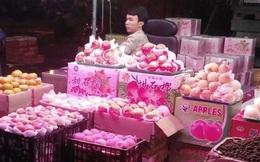 Dán tem Mỹ cho trái cây Trung Quốc