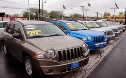 Hãng Chrysler tiếp tục báo lỗi kỹ thuật hàng trăm nghìn xe