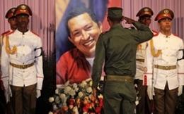 """Tiễn đưa """"người hùng của dân nghèo"""" Hugo Chavez"""