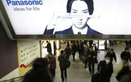 Cổ phiếu Panasonic tăng mạnh nhất kể từ năm 1974