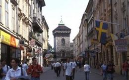 Khủng hoảng kinh tế đang lan sang Trung và Đông Âu