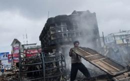 Kinh tế Myanmar có thể tăng trưởng gấp bốn