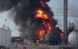 Mỹ: Nổ nhà máy hóa chất gây thương vong lớn