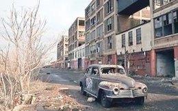 Thành phố Detroit vỡ nợ
