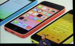 iPhone 5S không cứu được cổ phiếu Apple