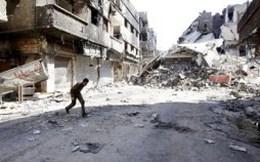 Syria bí mật chuyển vũ khí hóa học sang nước láng giềng
