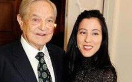 Tỷ phú George Soros kết hôn lần ba
