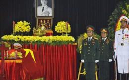 Hình ảnh Quốc tang Đại tướng Võ Nguyên Giáp trên báo chí nước ngoài