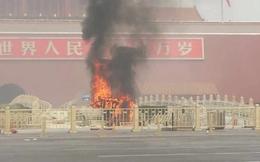 Vụ Thiên An Môn là tấn công khủng bố
