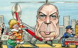 Tạm biệt, Micheal Bloomberg