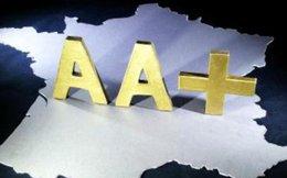 Pháp mất xếp hạng tín nhiệm AA+