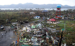 Philippines có thể mất 14 tỷ USD vì bão Haiyan