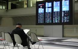 Chứng khoán châu Á giảm mạnh vì Fed và PMI Trung Quốc