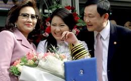 Các con ông Thaksin chạy khỏi Thái Lan?
