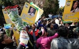 Lãnh đạo thế giới tiếc thương về sự ra đi của ông Mandela