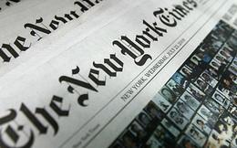 Trung Quốc không cấp visa cho phóng viên New York Times