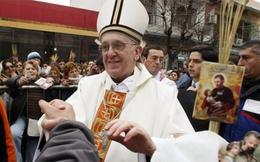 Giáo hoàng Francis là nhân vật của năm