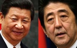 Lãnh đạo Trung-Nhật được bình chọn là Nhân vật châu Á của năm