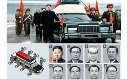 """Số phận 7 """"cánh tay"""" của Kim Jong Un"""