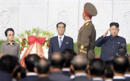 Cô Kim Jong-Un xuất hiện trên TV sau khi chồng bị xử tử