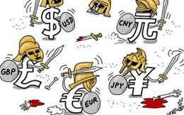 Cuộc đua tiền tệ sẽ gây sốc thị trường