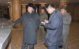 Kim Jong-un liên tiếp thị sát sau vụ thanh trừng