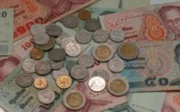 Dòng vốn tháo chạy, Baht Thái thấp nhất 3 năm