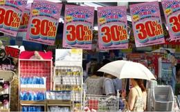 Lạm phát Nhật Bản cao nhất kể từ 2008