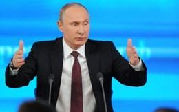 Tạp chí Times: Ông Putin là Nhân vật của năm 2013