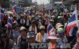 Khủng hoảng chính trị đẩy nền kinh tế Thái Lan tụt lùi