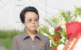 Cô ruột của ông Kim Jong-un đang nguy kịch?