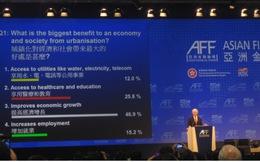 2.000 doanh nhân, nhà đầu tư dự báo kinh tế châu Á