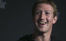 Mark Zuckerberg kiếm 3,2 tỷ USD sau 1 đêm