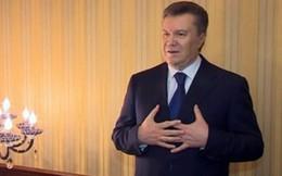 Hành trình chạy trốn của ông Yanukovych