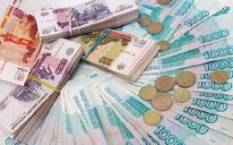 Nga bán số lượng ngoại tệ kỷ lục để hỗ trợ đồng rúp