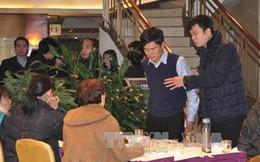 Hàng không Malaysia họp báo ở Bắc Kinh về vụ máy bay mất tích